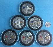 Naval Special Warfare Seal Delivery Vehicle Team One Sdvt-1 Challenge Coins