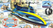 2011 Anderson - Scott And039stingrayand039 Off - Signed By The Late Gerry Anderson