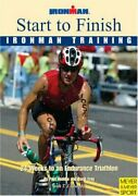 Start To Finish - Ironman Training 24 Weeks To An E... By Huddle Paul Paperback
