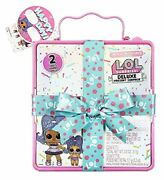 Lol Surprise Deluxe Present Surprise Series 2 Slumber Party Theme With Exclus...