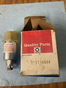 Nos Idle Stop Solenoid -1971-73 Buick Chev Oldsmobile And Pontisc - Gm 1114444