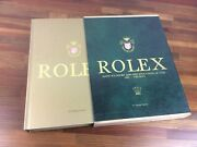 Rolex Hans Wilsdorf And The Evolution 1905 - Present By George + Free Post