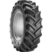 4 Tires Bkt Agrimax Rt 855 320/85r20 119a8 Tractor