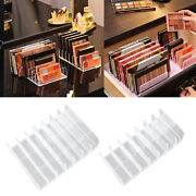 7 Compartments Makeup Organizer Organize Makeup Palette For Vanity Cabinets
