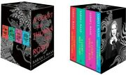 A Court Of Thorns And Roses Box Set [new Book] Boxed Set Paperback Series