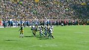 Row 10 Section 110 Rams Vs Packers Tickets - Awesome Seats