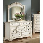 Traditions 10-drawer Dresser And Mirror Set By Greyson 10-drawer