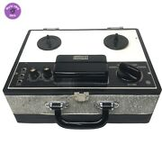 Vintage Realistic Japan Reel 2 Reel Tape Player Recorder 1940 Parts Only As Is