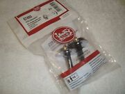 Lgb 67403 Ballbearing Steel Wheel Set Of 2 Pcs New In Bag With Connectors
