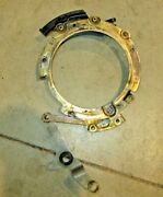 Omc Brp Johnson Evinrude Oem 1986-1987 6 Hp Throttle Cam And Link Plate