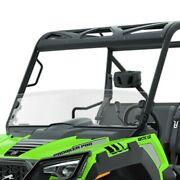 Arctic Cat Hard-coated Low Half Poly Windshield 2019-2022 Prowler Pro - 2436-620