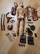 Vintage Marx Johnny West Action Figure - Complete With Extra Accessories