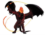 Lord Of The Rings Balrog 1385/2400 Neca 25 Inch Figure L@@k