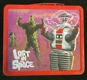 Lost In Space Lunch Box Great Condition Retro Style 2008