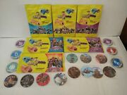 Gormiti Stickers Playcaps Pogs Bottle Caps Collectible Game Tokens Lot Europe Nr