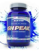Blue Star Nutraceuticals Gh Peak Supports Healthy Muscle Development Free Shipp