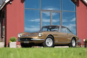 1967 Ferrari 330 Gtc 44-years Owned 1967 Gold On Tan Ferrari 330 Gtc - Fully Sorted. Great Condition