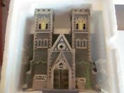 Dept 56 Christmas In The City Village Cathedral Church Of St. Mark Nib 1725