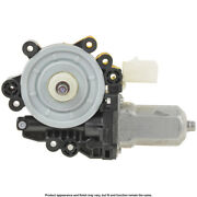 For Nissan Sentra 2008-2012 Cardone Front Power Window Motor Tcp