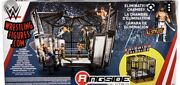 Wwe Elimination Chamber Playset Ringside Exclusive Sealed Never Opened 1000 Made