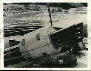 1962 Press Photo Selvage Lee Republic Steel Company River Barge Boat
