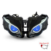 Kt Led Headlights Assembly For Honda Cbr1000rr 2008-2011 Motorcycle Head Lamps