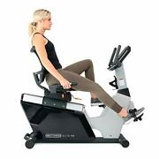 3g Cardio Rb Exercise Bike, Recumbent - Commercial Grade - Compact Footprint