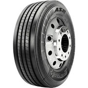 4 Tires Armstrong Asr+ 245/70r19.5 Load H 16 Ply Steer Commercial