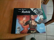 Capitol Records Cd 244 Yma Sumac Voice Of The Xtabay 1952 78 Rpm Set