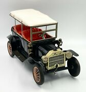 Sunrise Toys Vintage Battery Operated Pressed Tin Ford Model-t