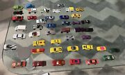 Vintage 70s-90s Hot Wheels And Matchbox 30+ Car Lot