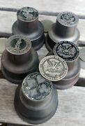Army Navy Marine National Guard Bullion Dies Silver Coins Columbia Tooling