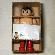 Astro Boy Electric Walking Osaka Tin With Member Registration Card