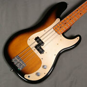 Fender American Vintage 57 Precision Bass 2cs Made In Undefined