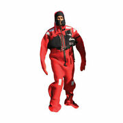 Imperial High Rider Adult Jumbo X-large Immersion Suit 1409j 220+ Lbs Mfg 09/11