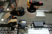 Wagner Flexio 2500 Paint Spray Gun And 2 Cup/lids New