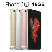 Apple Iphone 6s 16gb A1688 Refurbished To Original - Phone Only - Local Seller