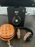Beats By Dr. Dre Studio Wireless, Mcm Special Edition Rare B0501 Gently Used