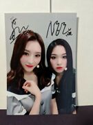 Dreamcatcher Gahyeon Sua Fly High Signed Photo Picture Photocard Polaroid