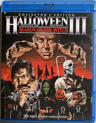 Halloween 3 Season Of The Witch Blu-ray, 2012 Shout Factory Like New Free S/h