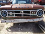 1966 1967 Dodge Pickup Truck Grill Solid