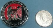National Security Agency Nsa Central Security Service Css Red Team Coin