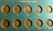 1882 Thru 1909 Indian Penny 29 Piece Lot. No 1908 S And 1909 S.