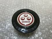 Out-of-print Rs Watanabe Falcon Steering Handle Use Horn Button Hakoska Kenmeri