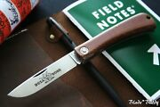 Great Eastern Cutlery 71 Gec Farm And Field Bullnose 715118 Natural Canvas Micarta