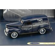 Scale Model Compatible With Ford Panel Van Bedicks Dairy 1935 143 Ford Genuine