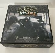 Nightand039s Watch Starter Set - A Song Of Ice And Fire Asoiaf Miniatures Cmon New