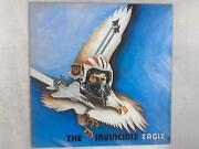The Invicible Eagle Lp Usaf In Europe Band - 1977 None Id15810