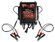 Yuasa Dual 2 Bank 2 Amp Battery Charger Maintainer For Harley Motorcycle 10500