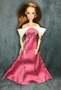 Ooak Hybrid Made To Move Barbie Amy Adams Doll Giselle Disney Enchanted